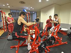 トレーニング室9